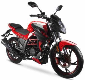 Junak 905 czarno-czerwony