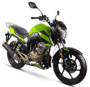Junak 125 S czarno-zielony