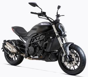 Benelli 502 C czarny