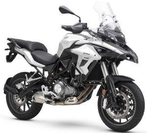 Benelli TRK 502 biały