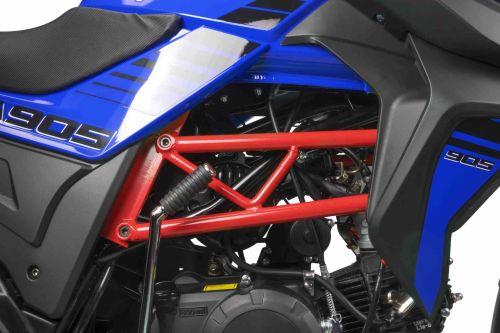 Junak 905 czarno-niebieski