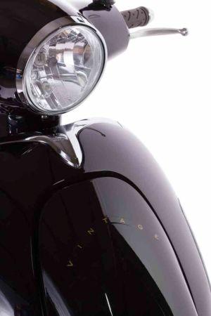 Junak Vintage 125 cm³ czarny