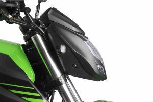Junak 905 F czarno-zielony