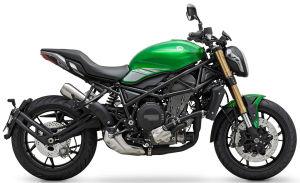 Benelli 752 S zielony
