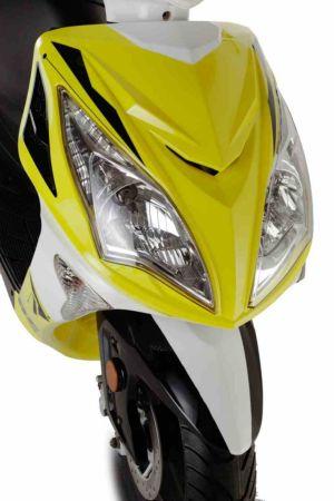 Junak 607 czarno-żółty