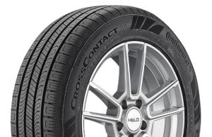 CONTINENTAL CrossContact RX 215/60 R17 96H