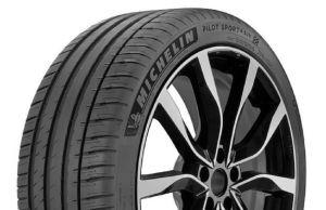 Michelin Pilot Sport 4 SUV 255/55 R19 111V