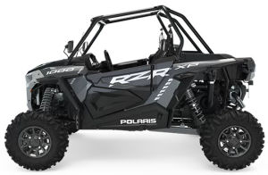 Polaris RZR XP 1000 EPS Stealth Grey