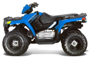 Quad Polaris Sportsman 110 Velocity Blue