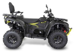 Quad TGB Blade 600i LT-EFI 4x4 Traktor – T3 czarno-żółty