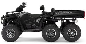 Quad Polaris Sportsman 6x6 570 LE Big Boss Black Edition