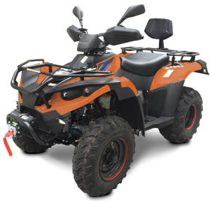 Quad Linhai 300 4x4 SR EFI, T3 pomarańczowy