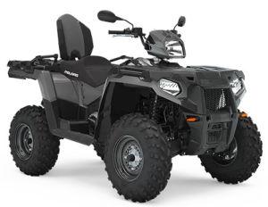 Quad Polaris Sportsman Touring 570 EPS Titanium Metallic T3B