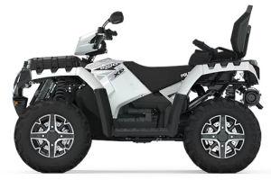 Quad Polaris Sportsman Touring XP 1000 biały