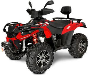 Quad Linhai 500 4x4 AR T3b – Wersja Premium czerwony