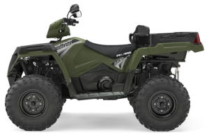 Quad Polaris Sportsman X2 570 EPS Sage Green