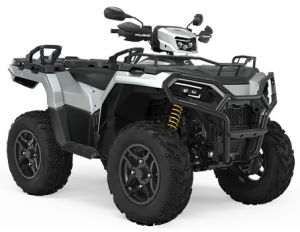 Quad Polaris Sportsman 570 SP Öhlins Turbo Silver