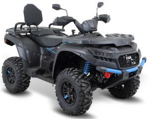 Quad TGB Blade 600i LTX LED EFI 4x4 Traktor – T3 czarno-niebieski