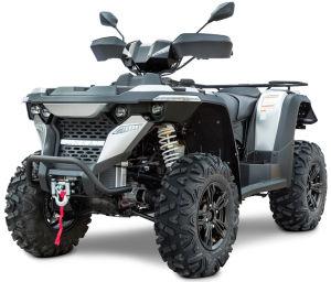 Quad Linhai M550L EFi EPS 4x4 EURO 4 – Wersja Premium czarny