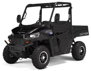 Polaris Ranger 570 EPS Nordic Pro czarny