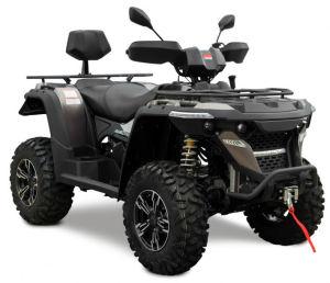 Quad Linhai M565L EFi EPS 4x4, T3 – Wersja Premium czarny