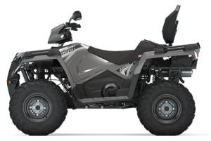 Quad Polaris Sportsman Touring 570 EPS Titanium Metallic T3B