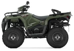 Quad Polaris Sportsman 570 Sage Green