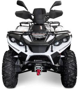Quad Linhai 500 4x4 AR T3b – Wersja Premium biały