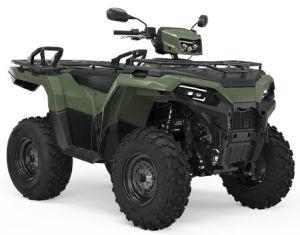 Quad Polaris Sportsman 570 EPS Agri Pro zielony