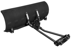 "Pług SHARK 52"" czarny (132 cm) z adapterem"