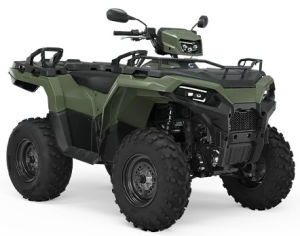 Quad Polaris Sportsman 570 EPS Sage Green