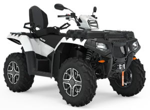 Quad Polaris Sportsman Touring XP 1000 White Pearl L7e