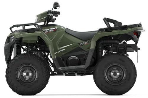 Quad Polaris Sportsman 570 EPS Sage Green