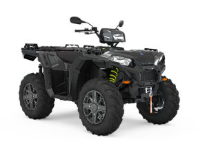 Quad Polaris Sportsman XP 1000 Ghost Gray L7e