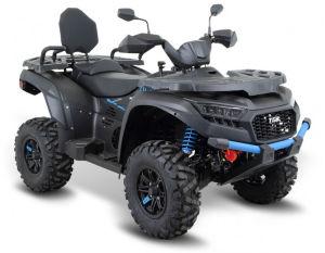 Quad TGB Blade 600i LTX LED EPS 4x4 – Euro 4 Premium czarno-niebieski