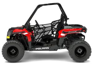 Polaris Ace 150 czerwony