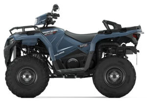 Quad Polaris Sportsman 570 EPS Zenith Blue