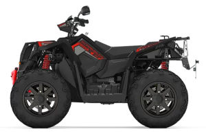 Quad Polaris Scrambler XP 1000 Black Pearl