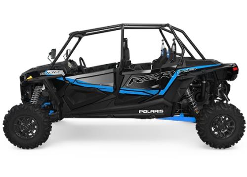 Polaris RZR XP4 1000 EPS Black Pearl