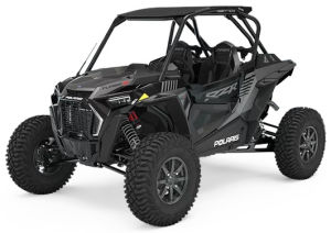 Polaris RZR XP Turbo S Onyx Black