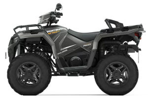 Quad Polaris Sportsman 570 SP Titanium Metallic
