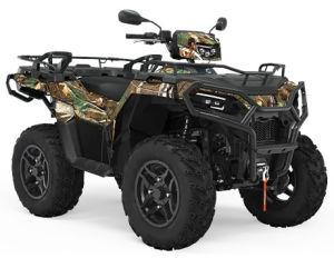 Quad Polaris Sportsman 570 EPS Hunter