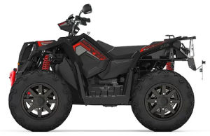 Quad Polaris Scrambler XP 1000 Black Pearl L7e