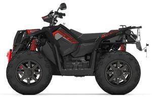 Quad Polaris Scrambler XP 1000 czarno-czerwony L7e