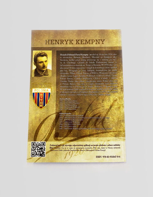 Biblioteka 90-lecia Polonii Bytom - Henryk Kempny