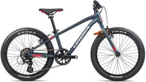 """Rower dziecięcy Orbea MX 20 Dirt 20"""" niebieski czerwony"""