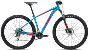 """Rower Orbea MX 50 29"""" L niebieski czerwony"""
