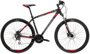 """Rower Kross Hexagon 6.0 S 27,5"""" czarny grafitowy czerwony"""