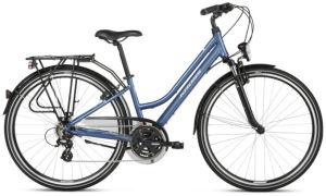 """Rower Kross Trans 2.0 M 28"""" damski niebieski biały"""