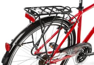 """Rower Kross Trans 3.0 L 28"""" męski czerwono-czarny"""